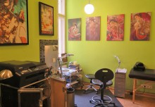 Allstyletattoo Berlin StudioArbeitsraum working room