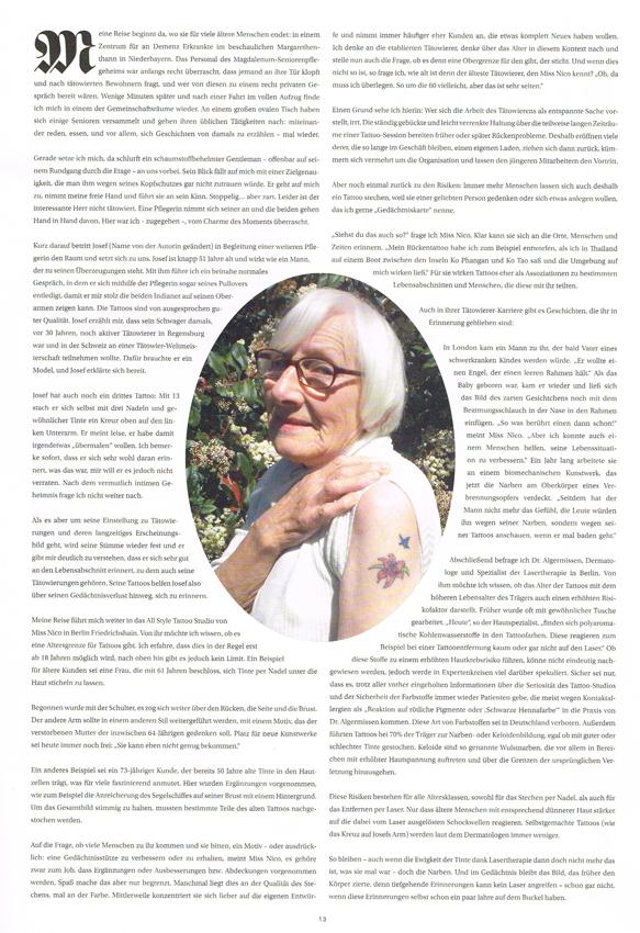 Überreste No5 artikel 2 miss Nico All Style Tattoo Berlin