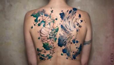 Allstyle Tattoo Berlin Friedrichshain Jacky Autor Auf Allstyle