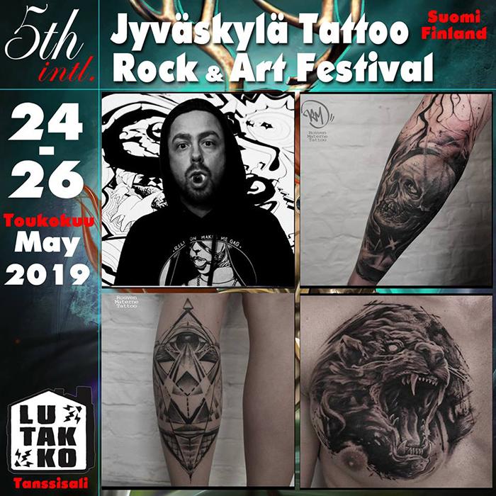 Tattoo Jkl
