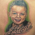 miss nico allstyletattooberlin tattoo inked portrait colorportrait